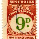(I.B) Australia Revenue : Tax Instalment 9d