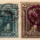 (I.B) US Revenue : Documentary Stamp Collection