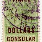 (I.B) QV Revenue : Consular Service $3 (Shanghai)