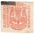 (I.B) QV Revenue : Newspaper Duty (Illustrated London News)