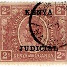 (I.B) KUT Revenue : Kenya Judicial 2/-
