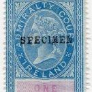 (I.B) QV Revenue : Admiralty Court Ireland £1