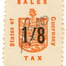 (I.B) Guernsey Revenue : Sales Tax 1/8d (German Occupation)