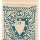 (I.B) Cinderella Collection : St John's College, Oxford