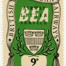 (I.B) Cinderella Collection : BEA Airway Letter Service 9d