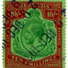 (I.B) Bermuda Revenue : Duty 10/-