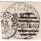 (I.B) Australia Postal : Victoria Frank Stamp (Agriculture)