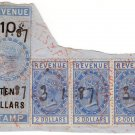 (I.B) Straits Settlements Revenue : Duty $16