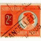 (I.B) South Africa Revenue : Duty 2/-