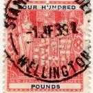 (I.B) New Zealand Revenue : Stamp Duty £400