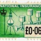 (I.B) Elizabeth II Revenue : National Insurance 6p