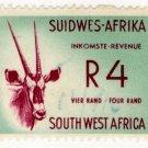 (I.B) South-West Africa Revenue : Duty R4