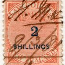 (I.B) New Zealand Revenue : Law Courts 2/-