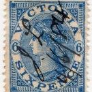 (I.B) Australia - Victoria Revenue : Stamp Duty 6d