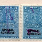 (I.B) India Revenue : Special Adhesive Collection