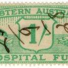 (I.B) Australia - Western Australia Revenue : Hospital Fund 1/-