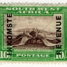 (I.B) South-West Africa Revenue : Duty 10/-