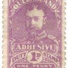 (I.B) Australia - Queensland Revenue : Adhesive Duty 1d