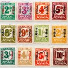 (I.B) New Zealand Revenue : Social Security Collection (1955-56)