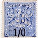 (I.B) QV Revenue : Mayor's Court 1/-
