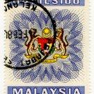 (I.B) Malaysia Revenue : Duty Stamp $100