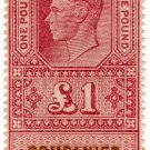 (I.B) George VI Revenue : Companies Registration £1