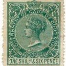 (I.B) Cape of Good Hope Revenue : Stamp Duty 1/6d