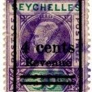 (I.B) Seychelles Revenue : Internal Revenue 4c on 30c OP