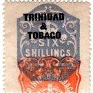 (I.B) Trinidad & Tobago Revenue : Duty 6/-