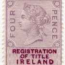 (I.B) QV Revenue : Ireland Registration of Title 4d