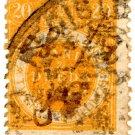 (I.B) New Zealand Revenue : Land & Deeds 20/-