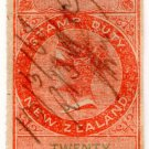 (I.B) New Zealand Revenue : Stamp Duty £1