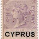 (I.B) Cyprus Revenue : Duty 1d