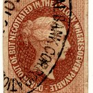 (I.B) Ceylon Revenue : Foreign Bill 2/-