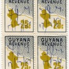 (I.B) British Guiana Revenue : Guyana Duty $1
