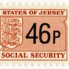 (I.B) Jersey Revenue : Social Security 46p
