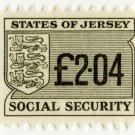 (I.B) Jersey Revenue : Social Security £2.04