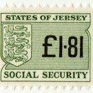 (I.B) Jersey Revenue : Social Security £1.81