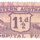 (I.B) Australia - Western Australia Revenue : Hospital Fund 1½d