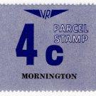 (I.B) Australia - Victoria Railways : Parcel 4c (Mornington)