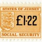 (I.B) Jersey Revenue : Social Security £1.22
