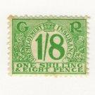 (I.B) George VI Revenue : Unemployment Insurance 1/8d