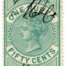 (I.B) Ceylon Revenue : Foreign Bill 1R 50c