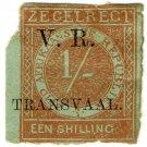 (I.B) Transvaal Revenue : Duty 1/- (VR TRANSVAAL)