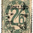 (I.B) New Zealand Railways : Railway Charges 2/6d (Auckland)