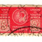 (I.B) South Africa Revenue : Duty 5/-