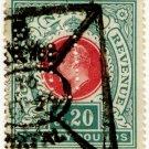 (I.B) Natal Revenue : Duty Stamp £20