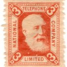 (I.B) National Telephone Company : 3d Indian Red