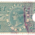 (I.B) India Revenue : Court Fees 10R