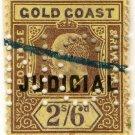 (I.B) Gold Coast Revenue : Judical 2/6d